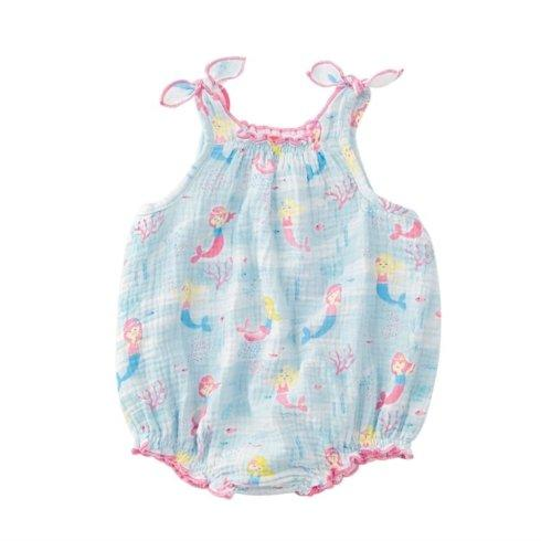 Mermaid Sunsuit 6-9mos collection with 1 products