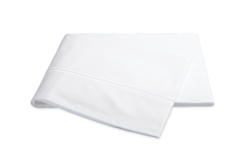 Queen Essex White Flat Sheet  collection with 1 products