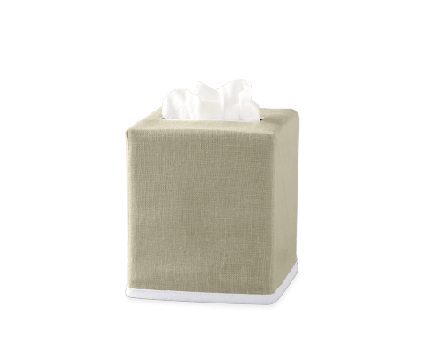 Chelsea Oatmeal Tissue Box Cover collection with 1 products