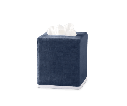 Chelsea Navy Tissue Box Cover collection with 1 products