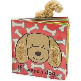 $13.00 IF I WERE A DOG BOOK(toffee)
