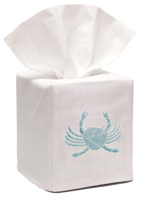 Tissue Box Cover Crab collection with 1 products
