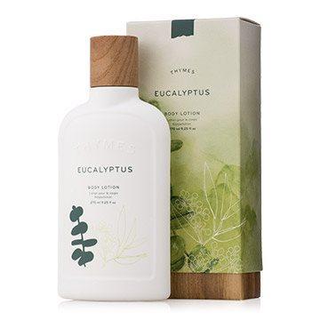 $25.00 Eucalyptus Body Lotion
