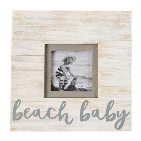 Beach Baby Frame  collection with 1 products