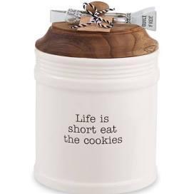 $52.00 EAT Cookies Jar