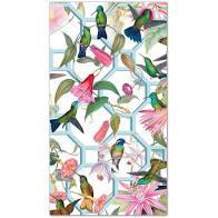 $8.95 Hummingbird Trellis Paper Guest Towels