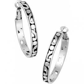 Contempo Medium Hoop Earrings collection with 1 products