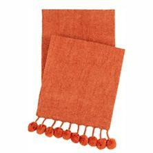 $142.00 Bauble Chenille Spice Throw