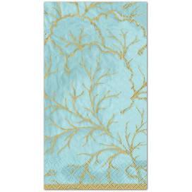 $8.95 Gilded Majolica Paper Guest Towel Napkins
