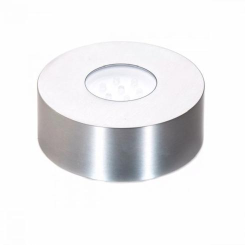 Rechargeable LED Light  Base Stainless Steel