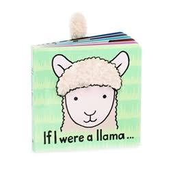 $13.00 IF I WERE A LLAMA BOOK