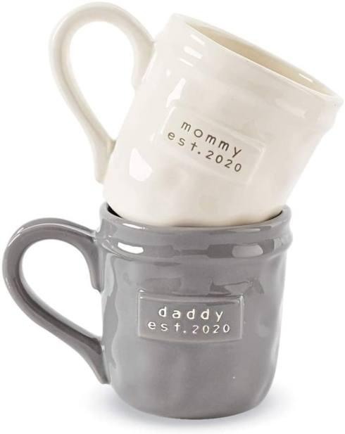 Mommy Est. 2020 Mug collection with 1 products