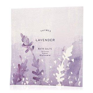 $6.00 Lavender Bath Salts Envelope