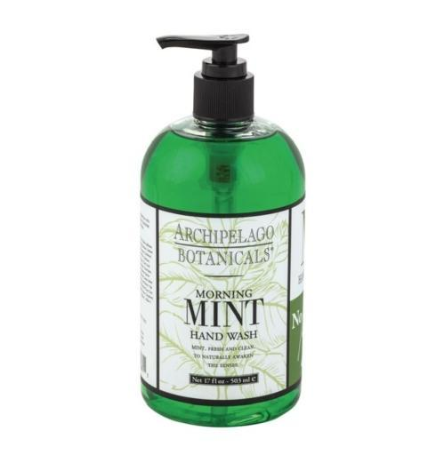 $15.00 Morning Mint 17oz. Hand Wash