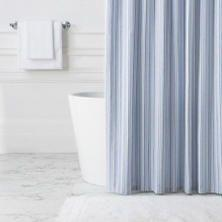 $110.00 Paros Stripe Shower Curtain