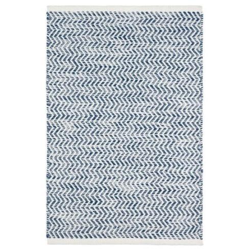 $188.00 Coastal Blue 3X5 In/Out Rug