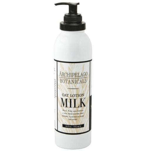 $28.00 Oat Milk 18oz. Body Lotion