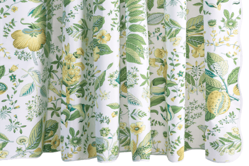Pomegranate Citrus Shower Curtain collection with 1 products