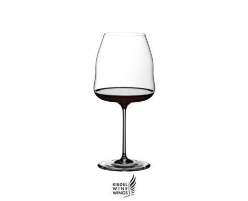 $35.00 RIEDEL Winewings Pinot Noir/Nebbiolo Wine (1)