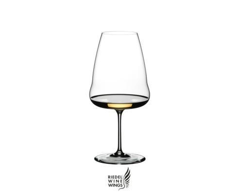 $35.00 RIEDEL Winewings Riesling Wine Glass (1)