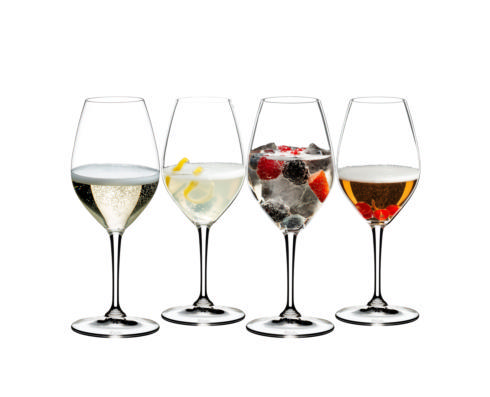 $49.90 RIEDEL Mixing Cocktail/ Champagne Set of 4