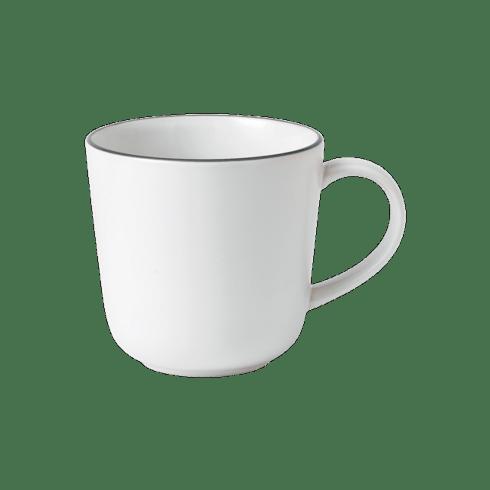 $14.00 Bread Street White Mug