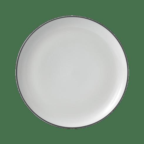 $16.00 Bread Street White Salad Plate