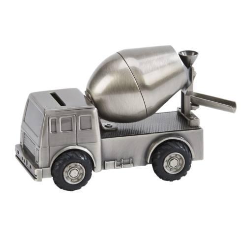 """$80.00 Cement Mixer Bank, PF 3.5"""" x 2.75"""" X 5"""""""