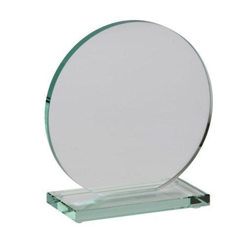 """$0.00 Clear Orb Trophy, 7.25"""" x 5.25"""""""
