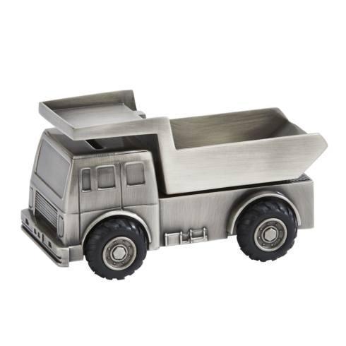 """$80.00 Dump Truck Bank, PF 3"""" x 2.5"""" x 5"""""""