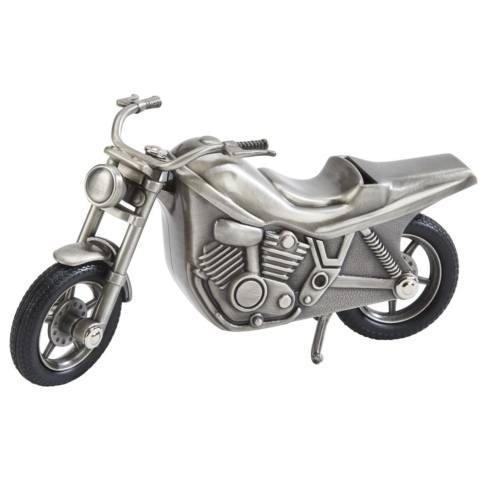 "$80.00 Motorcycle Bank, PF 4"" H x 6.75"" L"