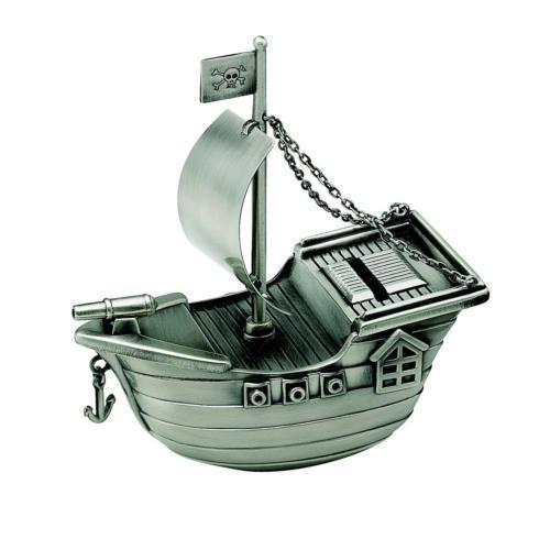 $55.00 PIRATE SHIP BANK