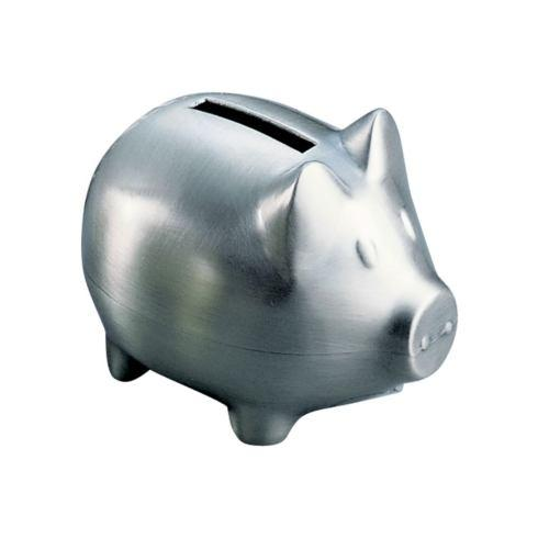 $35.00 SMALL PIGGY BANK WITH MATTE FINISH