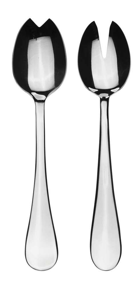 Mepra  Brescia Salad Servers (Fork And Spoon) $46.00