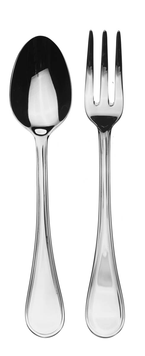 $58.00 Serving Set (Fork And Spoon)