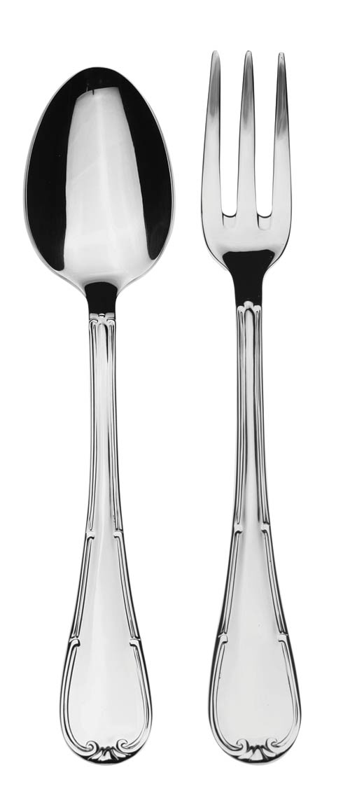 $66.00 Serving Set (Fork And Spoon)