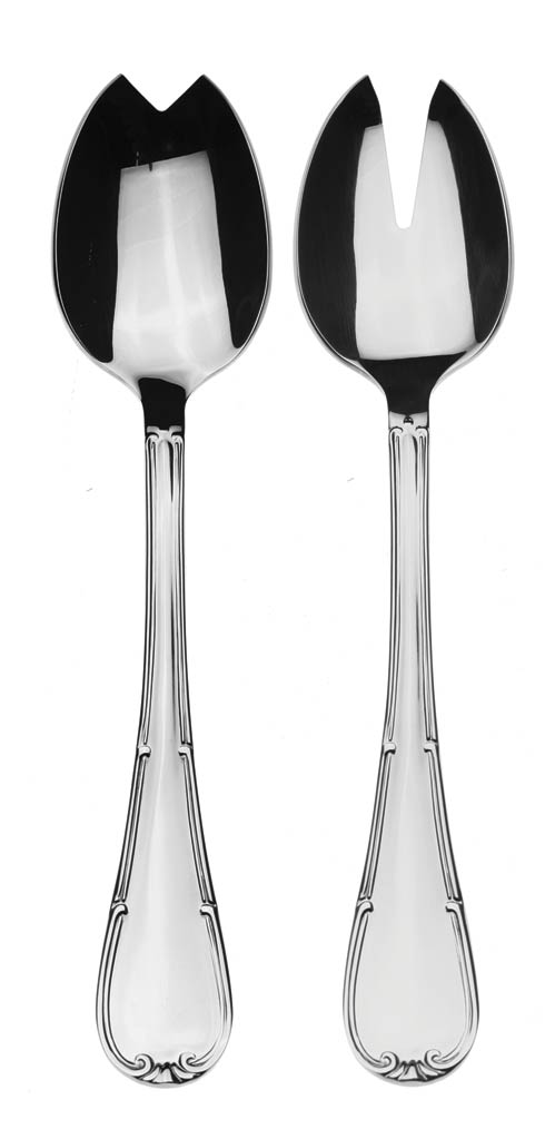 Mepra  Raffaello Salad Servers (Fork And Spoon) $66.00