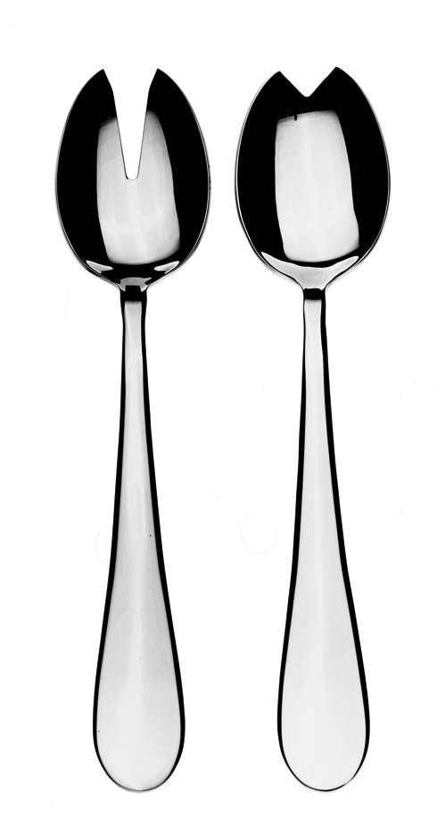 Mepra  Natura Salad Servers (Fork And Spoon) $82.00