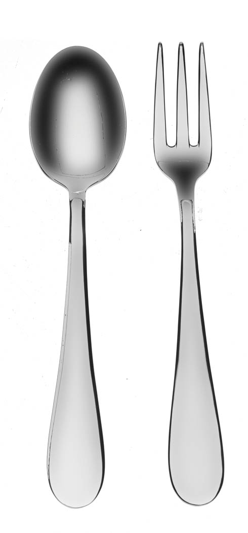 $88.00 Serving Set (Fork And Spoon)