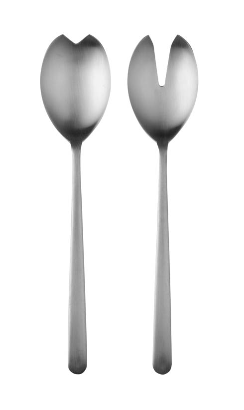 $112.00 Salad Servers (Fork And Spoon)