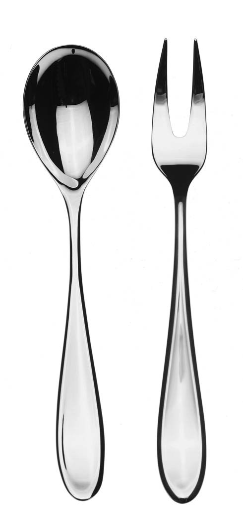 $90.00 Serving Set (Fork And Spoon)