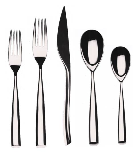 $92.00 Cutlery Set 5 Pcs