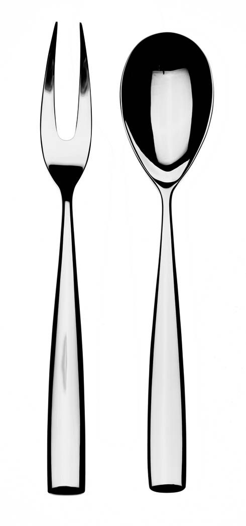 $92.00 Serving Set (Fork And Spoon)