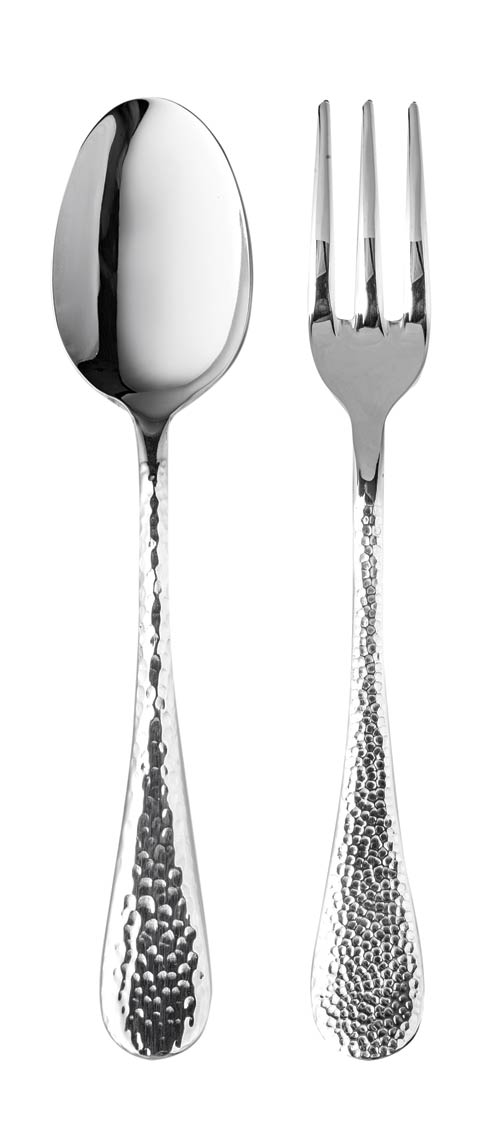 $74.00 Serving Set (Fork And Spoon)