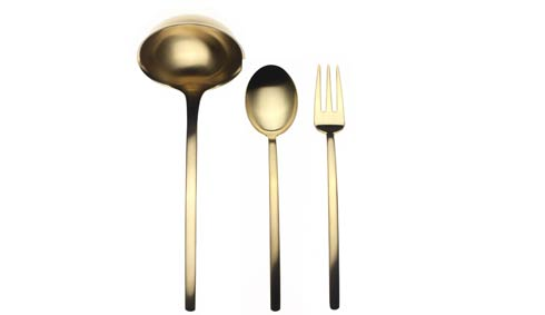 $249.00 3 Pcs Serving Set (Fork Spoon And Ladle)