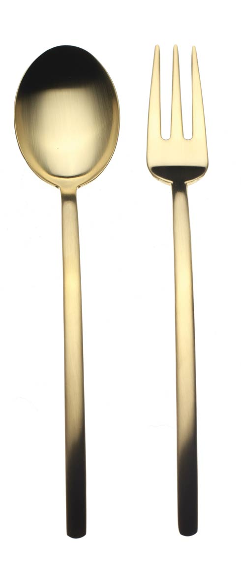 $124.00 Serving Set (Fork And Spoon)
