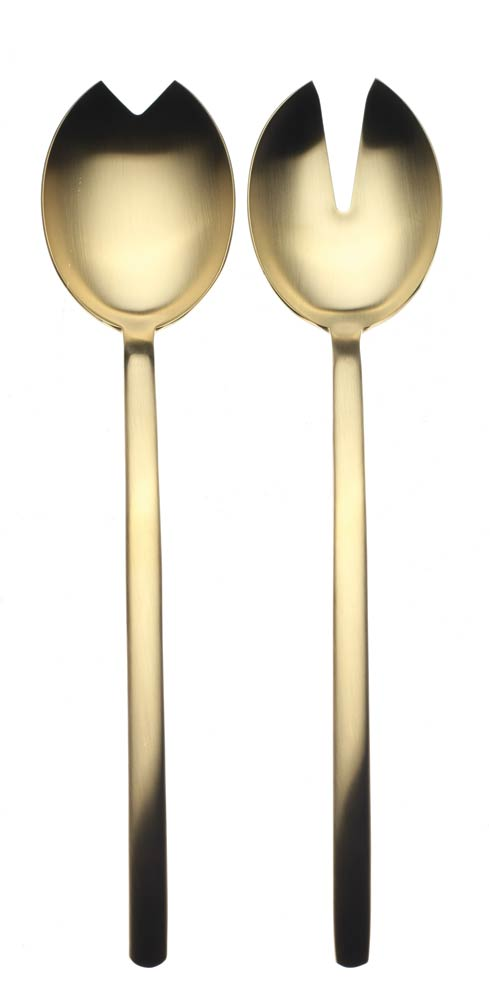$164.00 Salad Servers (Fork And Spoon)