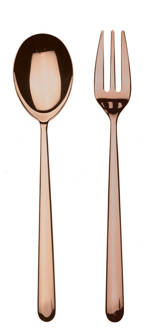 $132.00 Serving Set (Fork And Spoon)