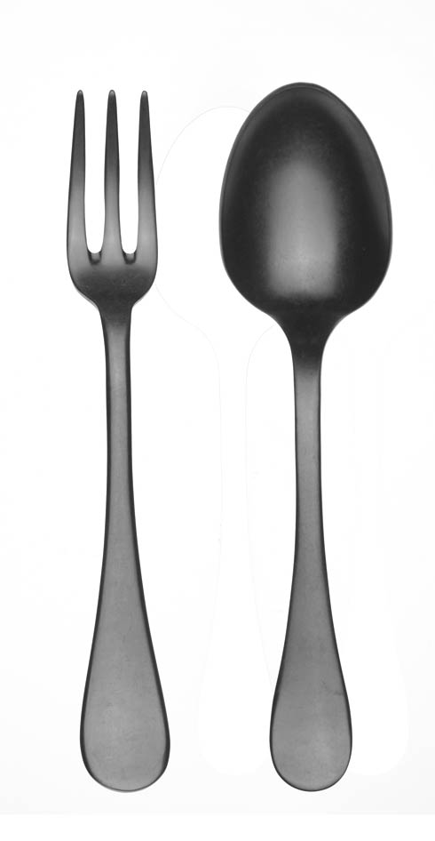 $144.00 Serving Set (Fork And Spoon)