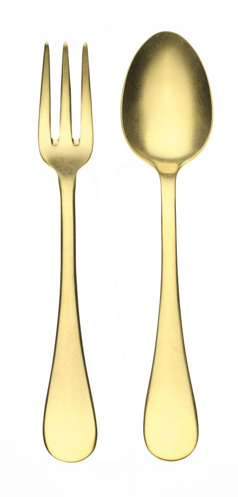 $125.00 Serving Set (Fork And Spoon)